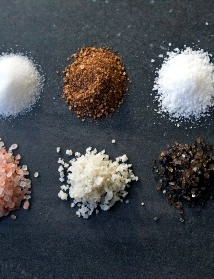 Seasoned Kosher Sea Salts