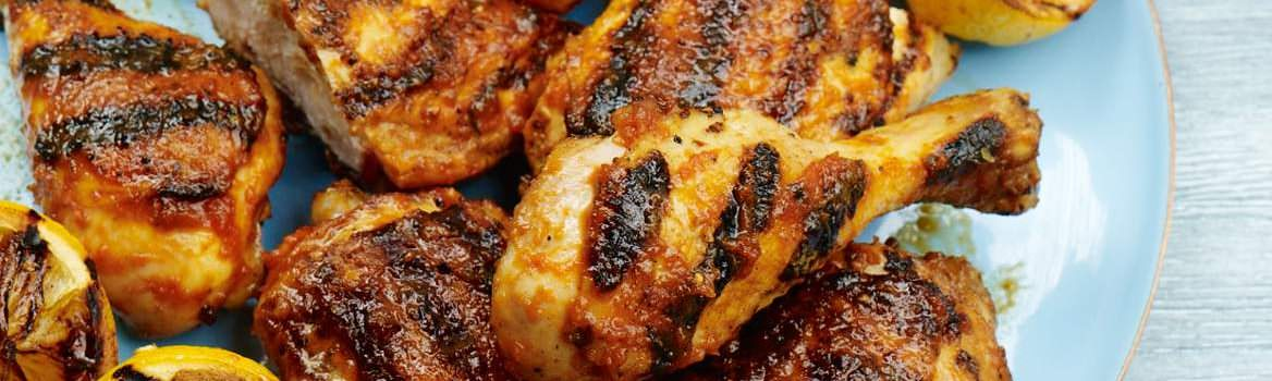 Grilled or Baked Chicken