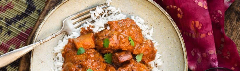 Mild Kenyan Curry