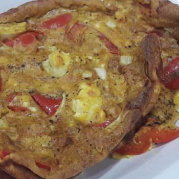 Easy Thai Spice Blend Omelete