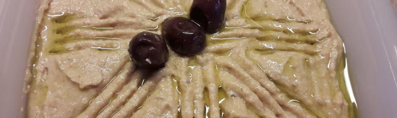 Quick Arabic Hummus
