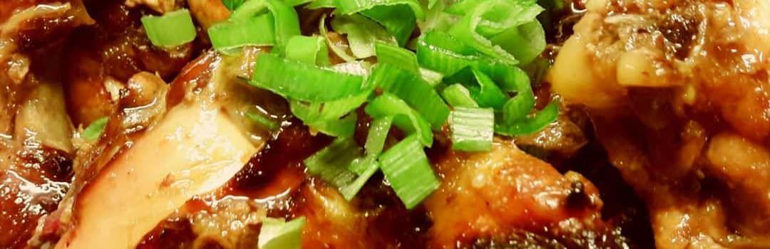 Spicy Hoisin Chicken