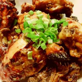 Spicy Hoisin Chicken