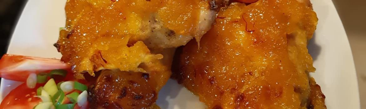Chicken Mango jam