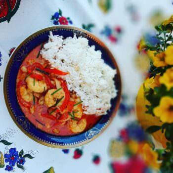 Easy Thai Panang Curry