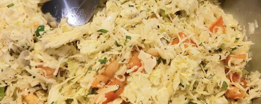 Λιβανέζικη Λαχανοσαλάτα