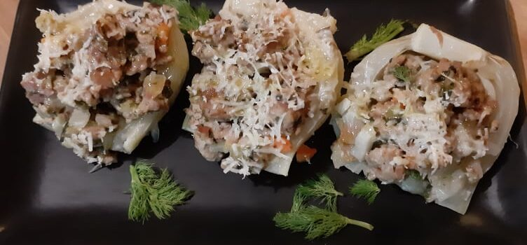 Stuffed Fennel Bulbs